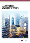 Tax and legal advisory services