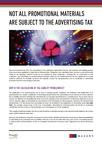 Advertising tax